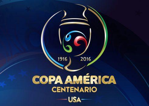 Así luce el logo de la Copa Centenario | Foto Concacaf