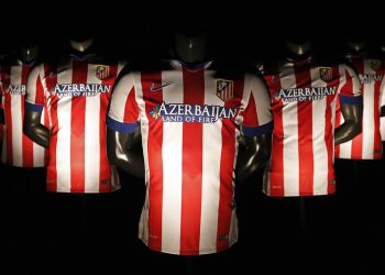 Atlético Madrid presentó su nueva camiseta Nike | Foto web oficial