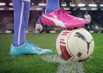 Botines evoSPEED Tricks para Mundial 2014 | Foto Puma