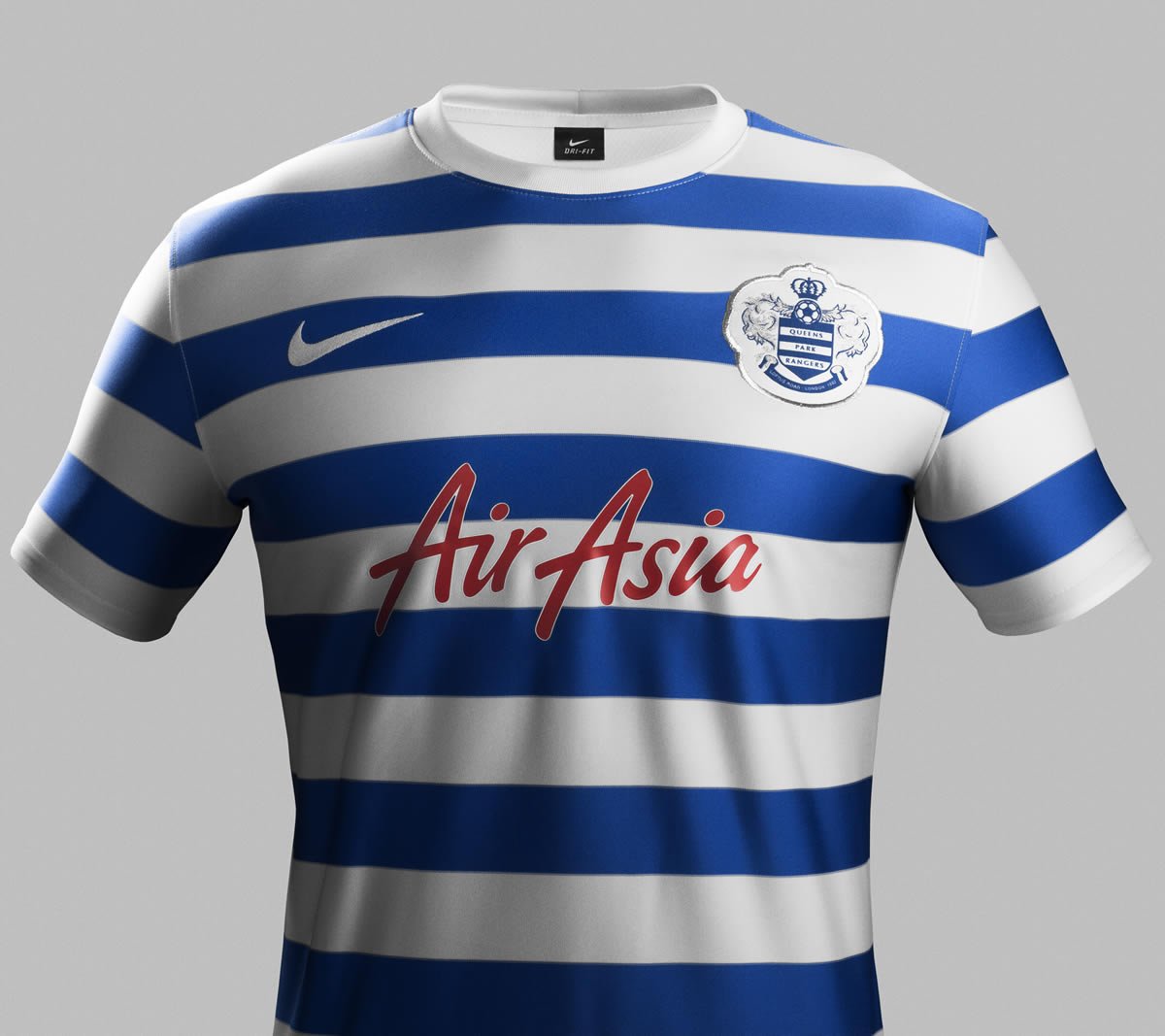 Camiseta titular QPR | Foto Nike
