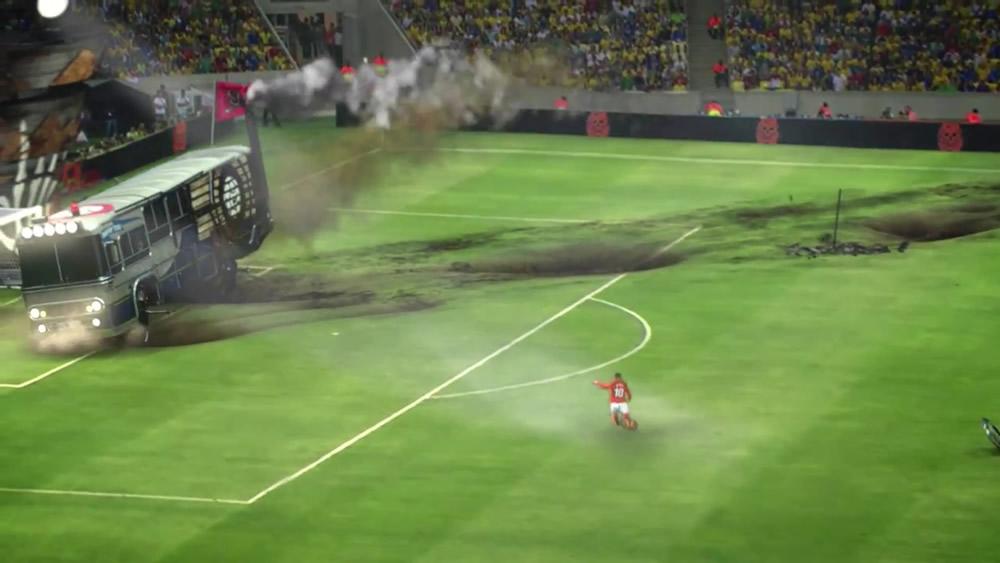 Rooney en el mini film de Nike