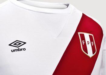 Nueva camiseta titular de Perú | Imagen Umbro