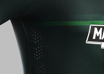 Camiseta suplente del Celtic   Foto Nike