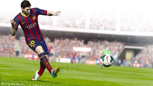 Messi es la cara visible del FIFA | Imagen EA Sports