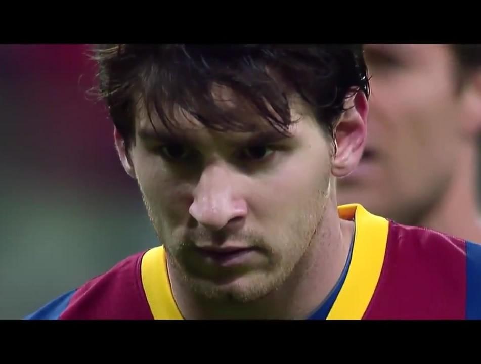 El documental de Messi