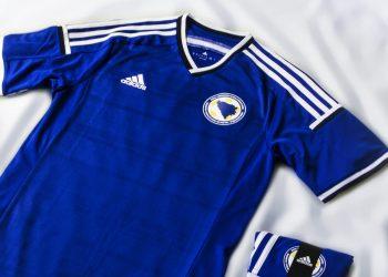 Así luce la nueva camiseta titular de Bosnia & Herzegovina | Foto Adidas
