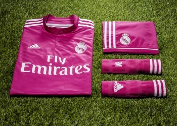 Nueva camiseta suplente de Real Madrid | Foto Adidas