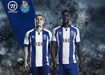 Nueva camiseta titular de Porto | Foto Facebook oficial