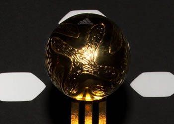 Premio Balón de Oro para el mejor jugador del Mundial 2014 | Foto Adidas