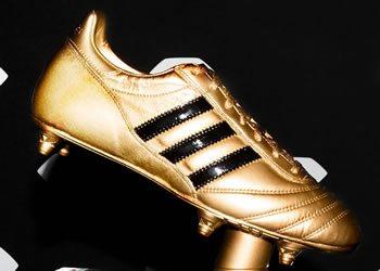 Premio Botín de Oro para el goleador del Mundial 2014 | Foto Adidas
