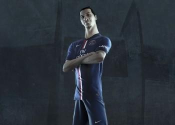 La animacion de Ibrahimovic con la casaca | Foto Nike