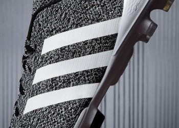Botines Primeknit Black and White | Foto Adidas