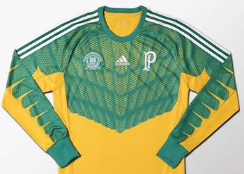La camiseta para el arquero | Foto Web Oficial