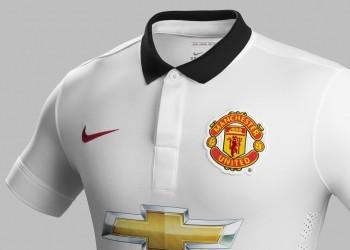 Camiseta suplente del Manchester United | Foto Nike