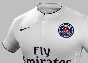 Camiseta suplente del PSG | Foto Nike
