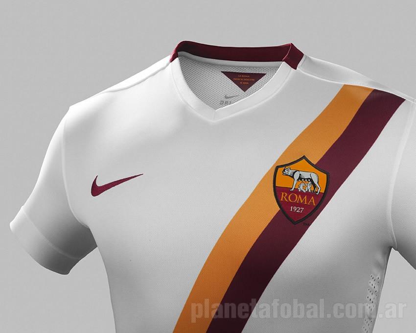 Camiseta suplente de la Roma | Foto Nike
