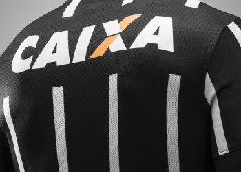 Camiseta suplente del Corinthians | Foto Nike