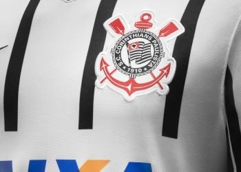 Camiseta titular del Corinthians | Foto Nike