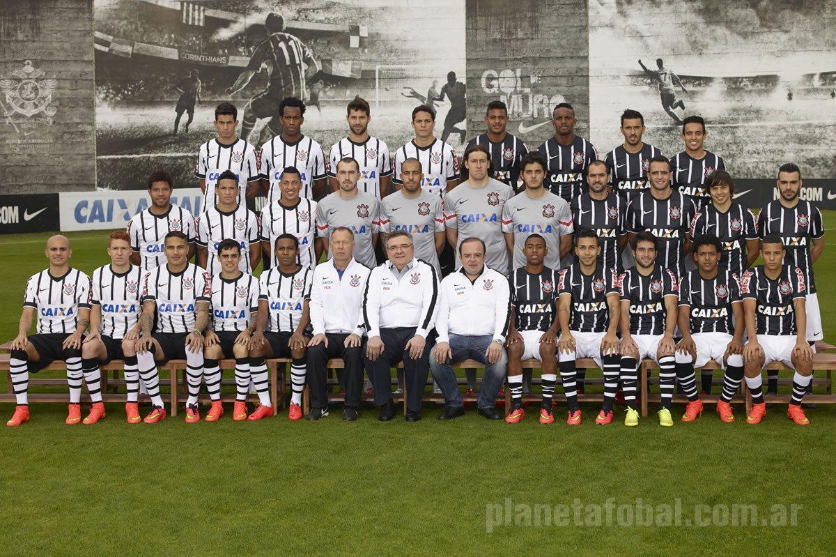 Nuevas camisetas del Corinthians | Foto Nike