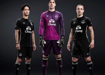 Nueva camiseta suplente del Everton | Imagen Web Oficial