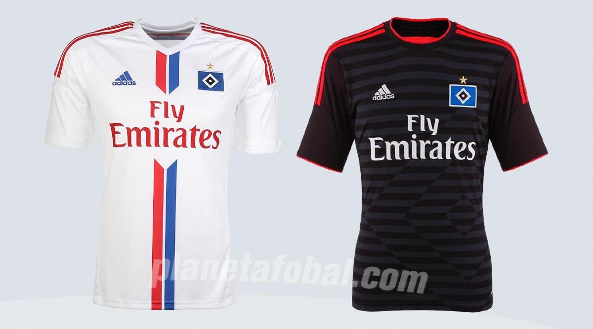 Así lucen las nuevas camisetas Adidas de Hamburgo | Imagenes Adidas