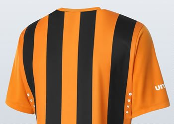 Nueva camiseta Umbro del Hull City | Foto Umbro