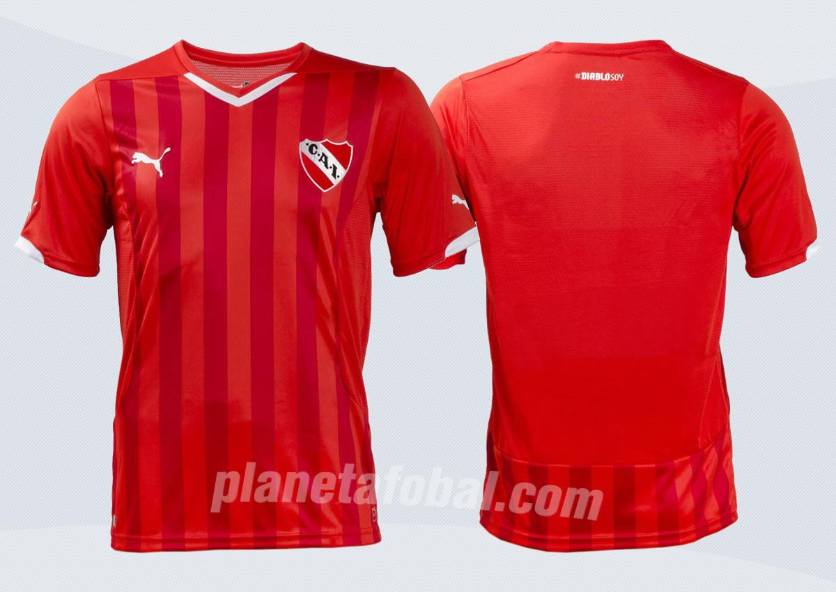 Camiseta edición especial de Independiente | Imágen Web Oficial