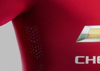 La nueva camiseta del Manchester United | Foto Nike
