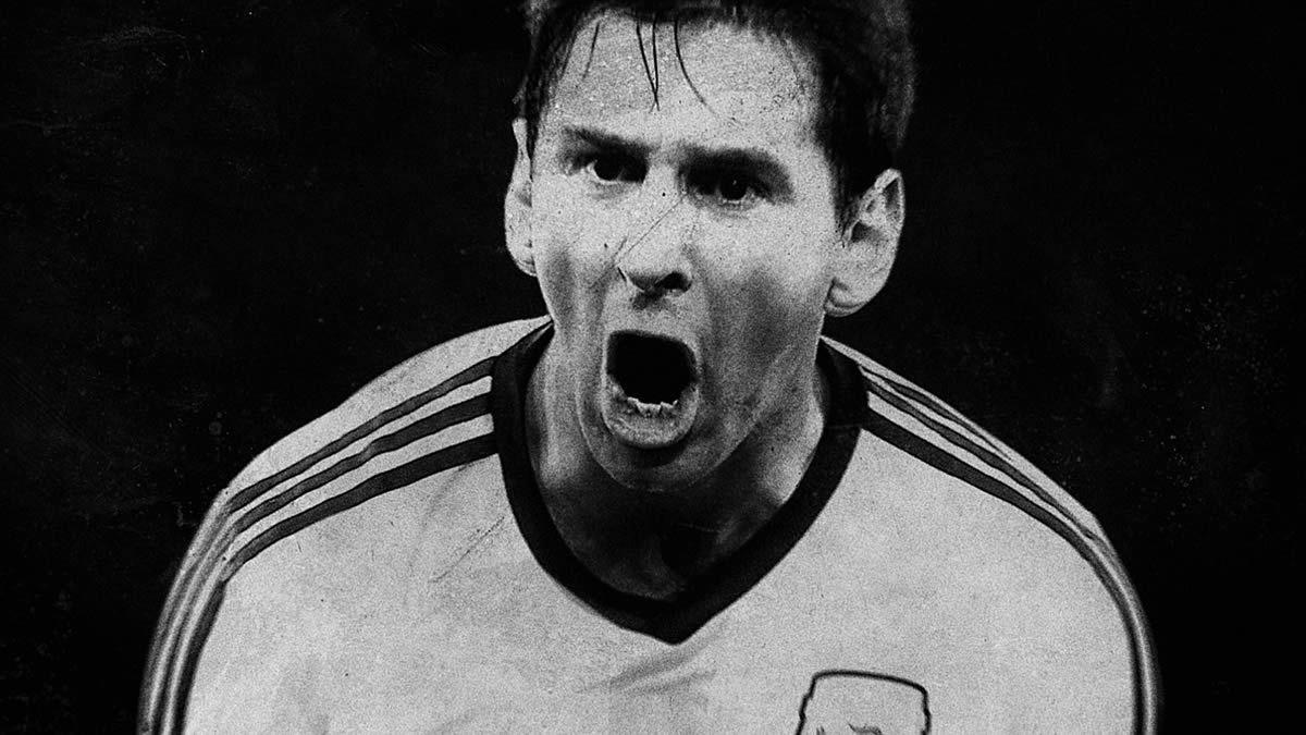 Messi y Argentina van por la gloria | Foto Adidas