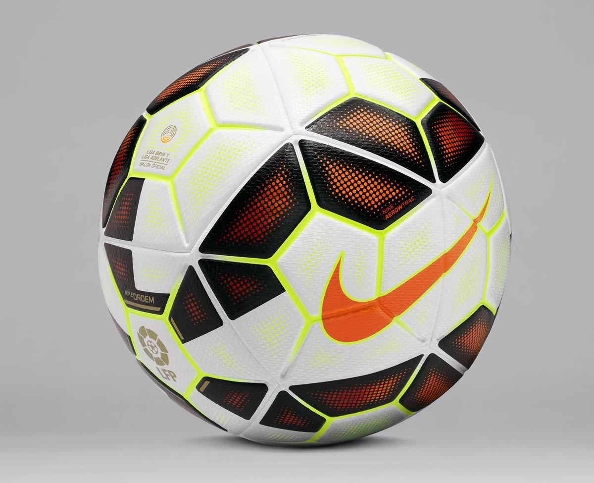 Balón para la Liga BBVA de España | Foto Nike