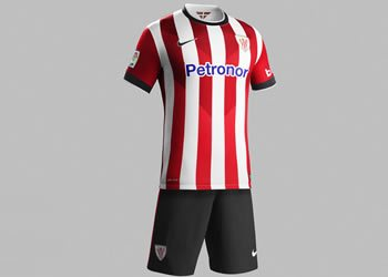 Camiseta titular de Athletic Club para 2014/2015 | Foto Nike
