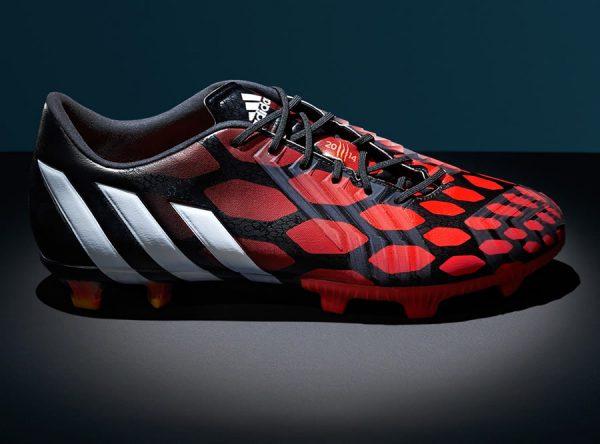 Así lucen los botines Predator Instinct | Foto Adidas