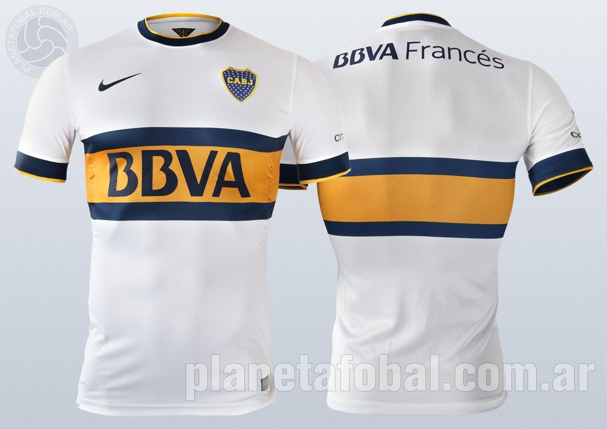 Nueva camiseta suplente de Boca Juniors para 2014 2015  53a95a04e1fa0