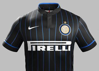 Así luce la nueva camiseta titular de Inter | Foto Nike