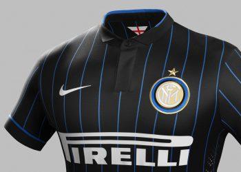 Durante la temporada 2014/2015 Inter lucirá un inédito diseño | Foto Nike