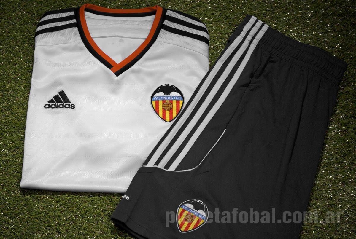 Valencia y Adidas firmaron un vínculo por cinco años | Foto Adidas