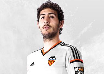 Así luce la nueva casaca de Valencia | Foto Adidas