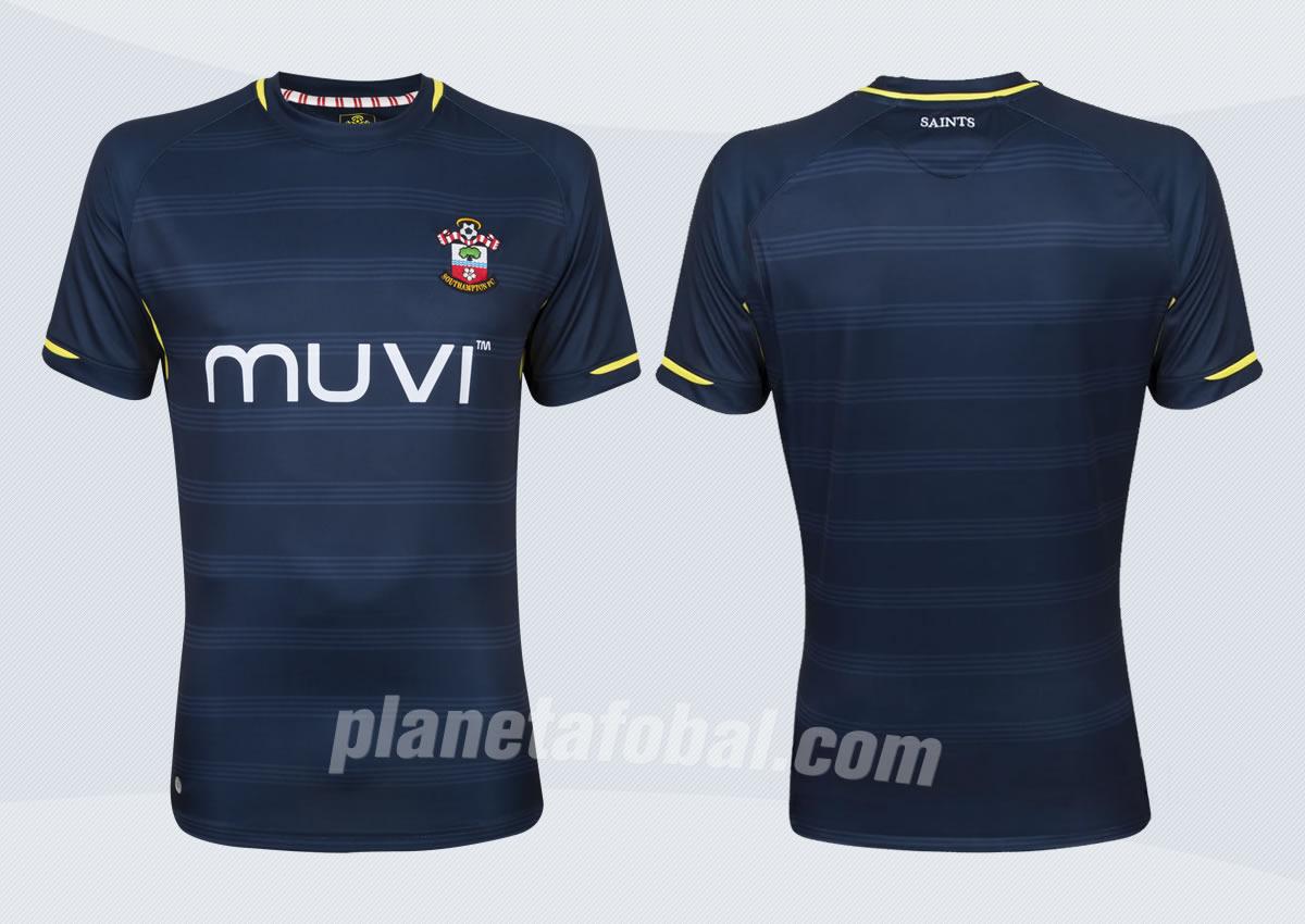 Camiseta suplente del Southampton | Imagenes Web Oficial