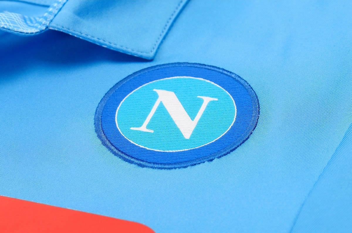 Camiseta titular del Napoli para 2014/2015 | Imagen Web Oficial