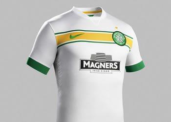 Tercera camiseta del Celtic | Foto Nike