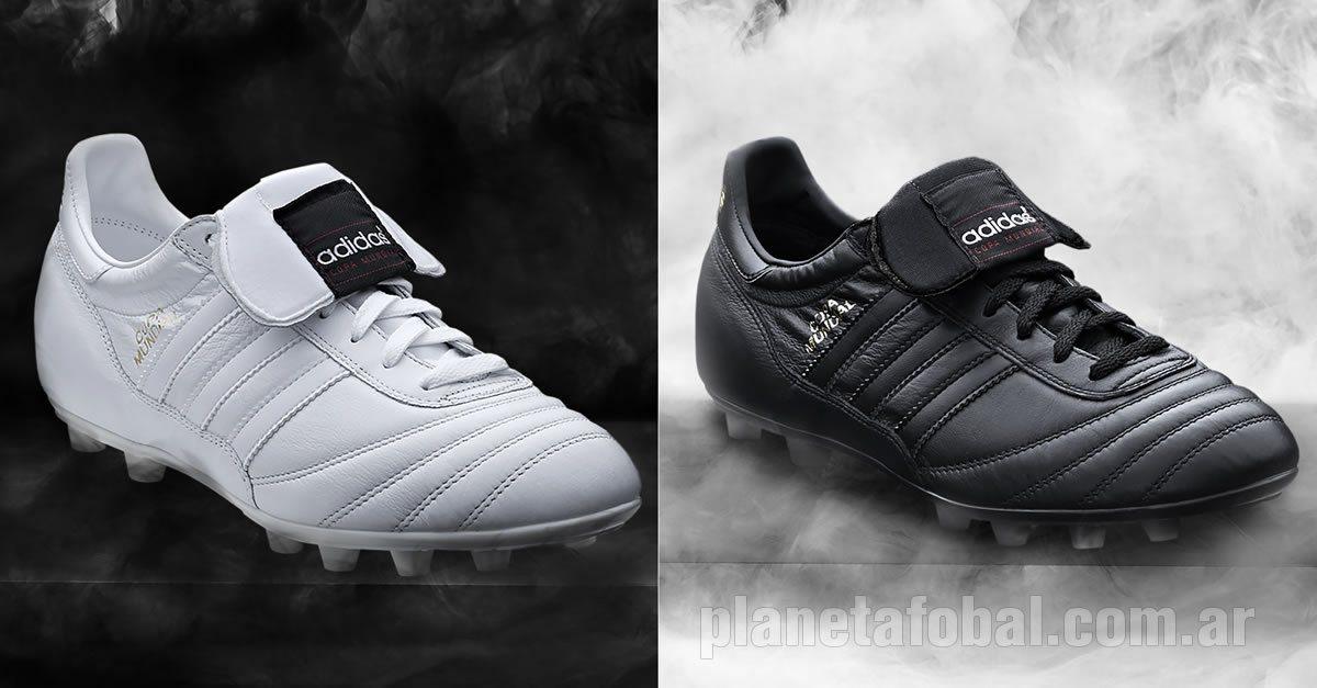 Botines Adidas Black White (Copa Mundial 7dfff0f510db8