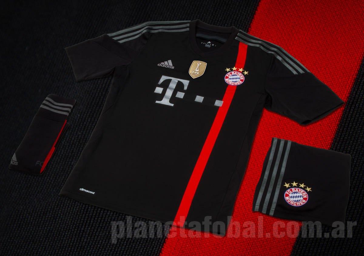 Camiseta Adidas del Bayern Munich UCL 2014/15