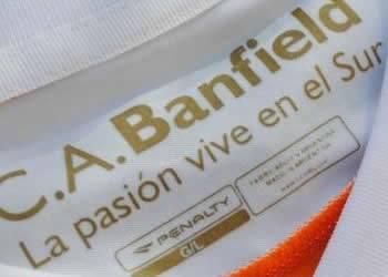 Nueva camiseta de Banfield | Facebook Oficial