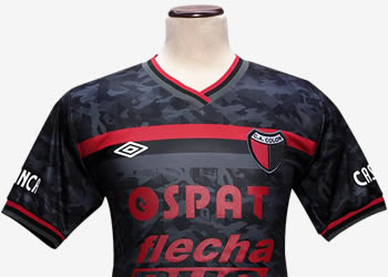 Camiseta especial de Colon | Foto Umbro
