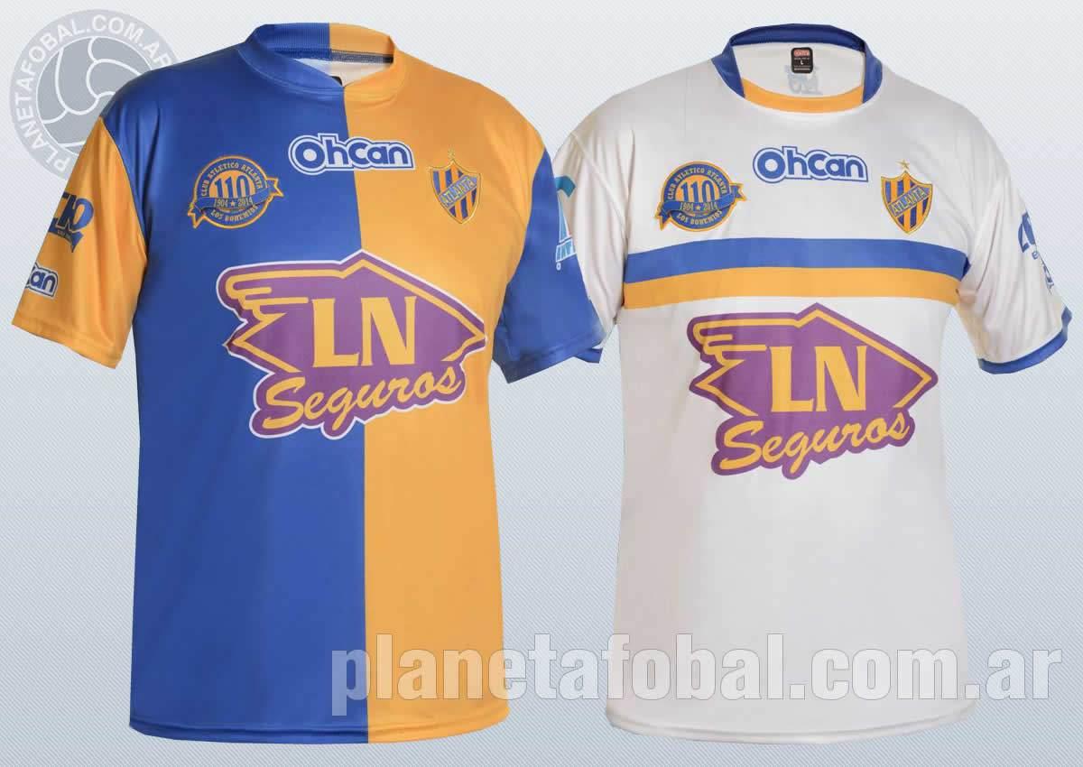 Nuevas camisetas de Atlanta | Imágenes Web Oficial
