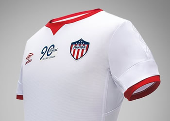 Camiseta especial de Junior | Foto Umbro