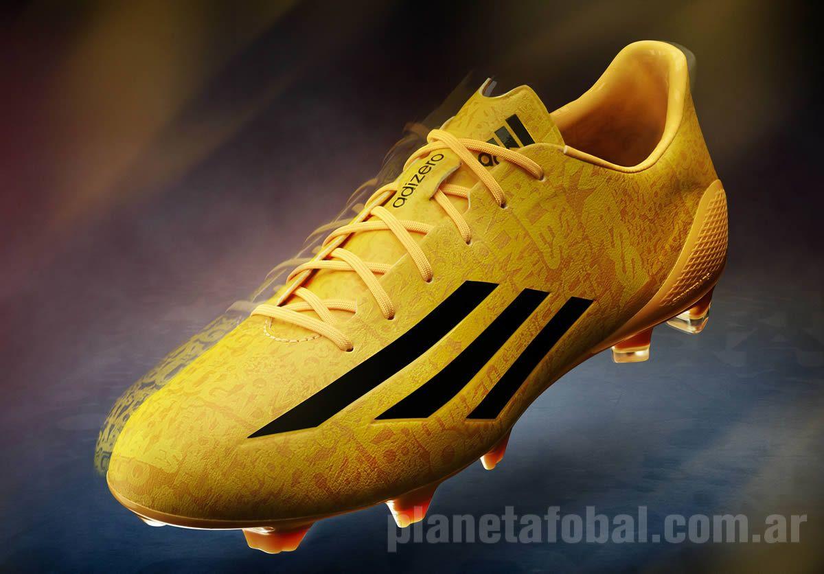 Nuevos botines de Messi para la nueva temporada | Foto Adidas
