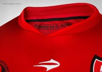 Camiseta edición limitada de Newell's | Foto Topper