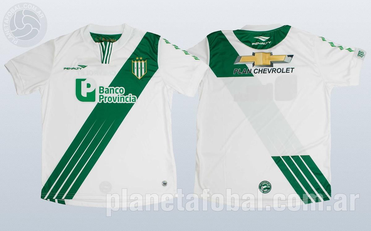 Nueva camiseta titular de Banfield | Imágenes Tienda Oficial