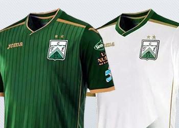 Así lucen las nuevas camisetas Joma de Ferro | Foto Twitter @ferrocarriloest